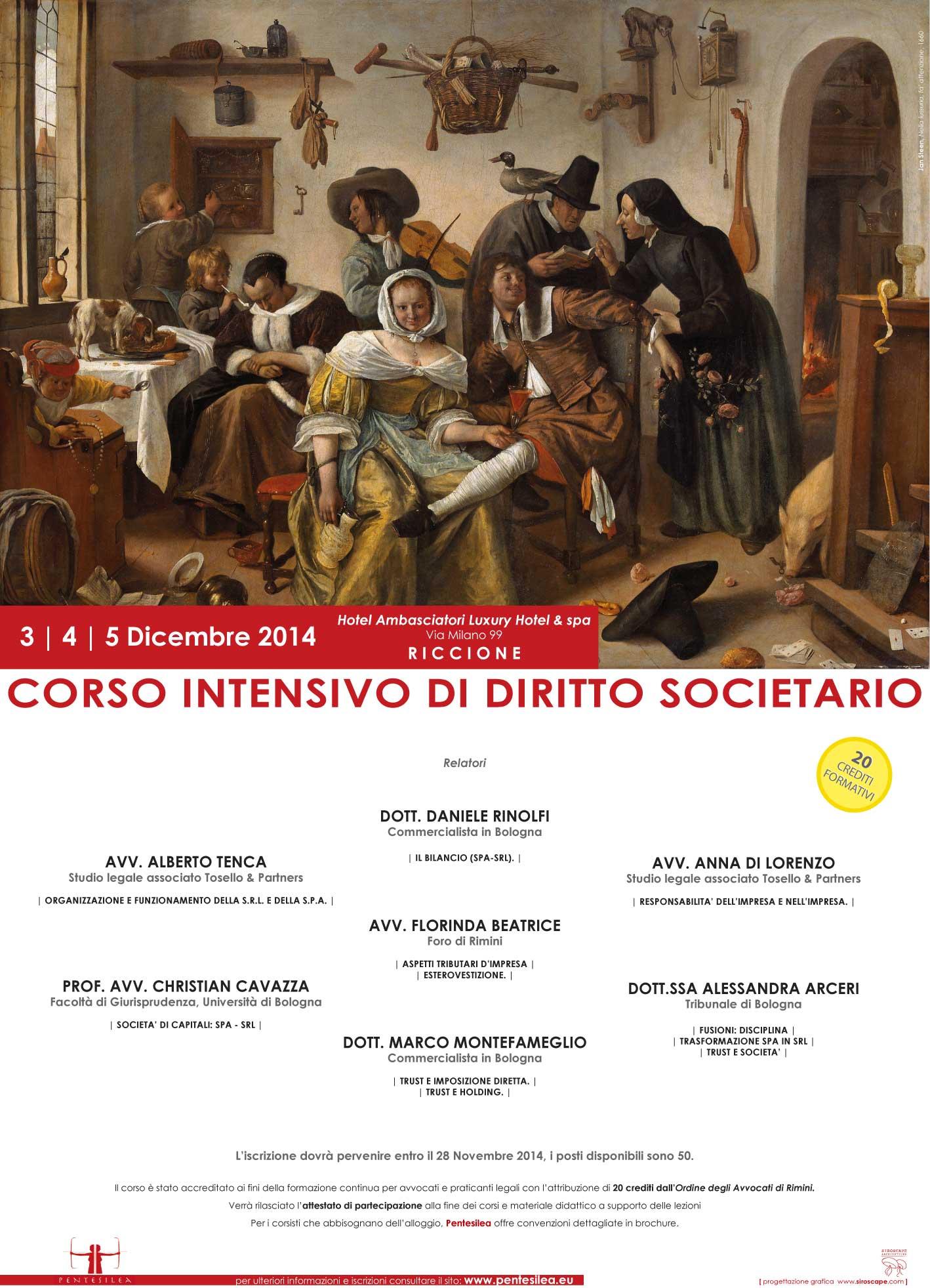DIRITTO SOCIETARIO #20CF